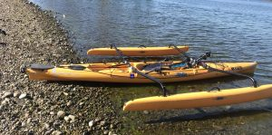 Northwest Guided Kayak Trips with Hobie Kayak