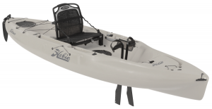 Hobie Outback fly fishing kayak