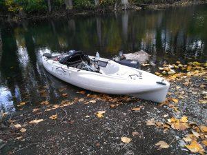 hobie kayak fishing guide