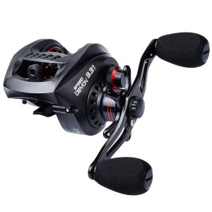 Best Budget Baitcasting Reels KastKing Demon