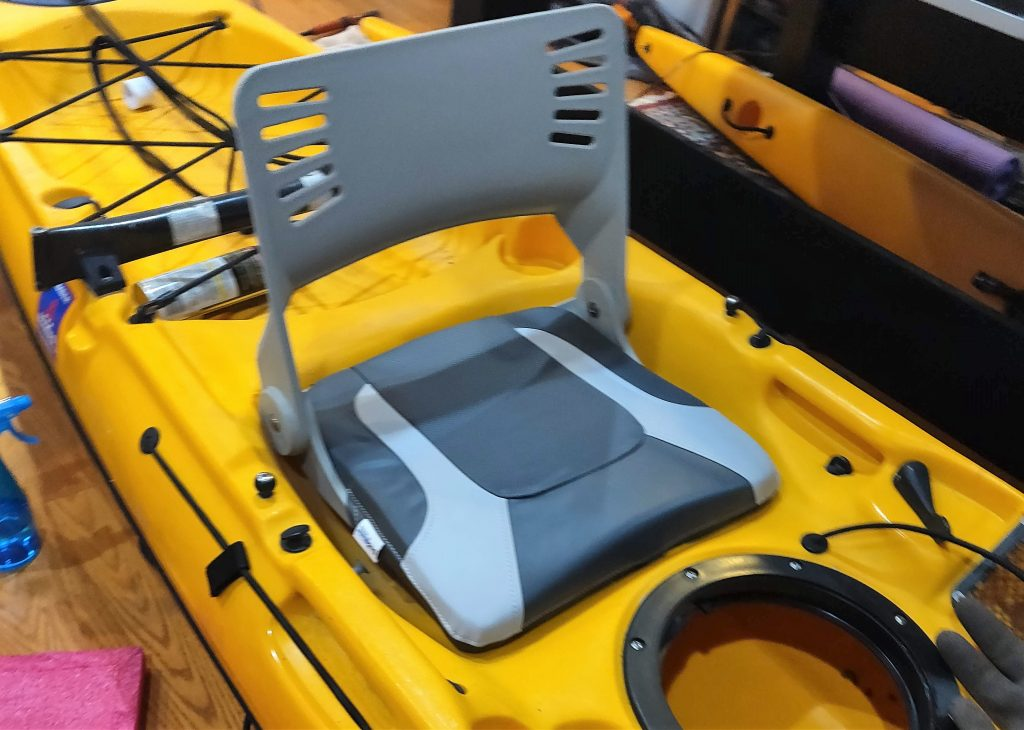 Hobie Kayak Seat Upgrade Hobie Adventure Island AI
