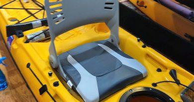 Hobie Kayak Seat Upgrade